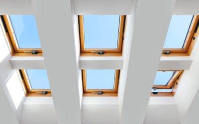 Mehr Wohnraum und Lebensqualität durch Dachfenster