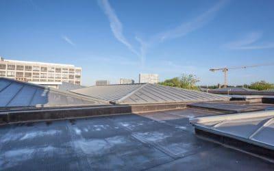 Arbeiten ganz oben – Geschichte des Dachdeckerberufes