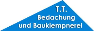 Ihr Dachdecker aus Düsseldorf, Logo von TT Bedachung