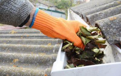 Wie mache ich mein Dach winterfest?